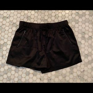 Black Nordstrom shorts